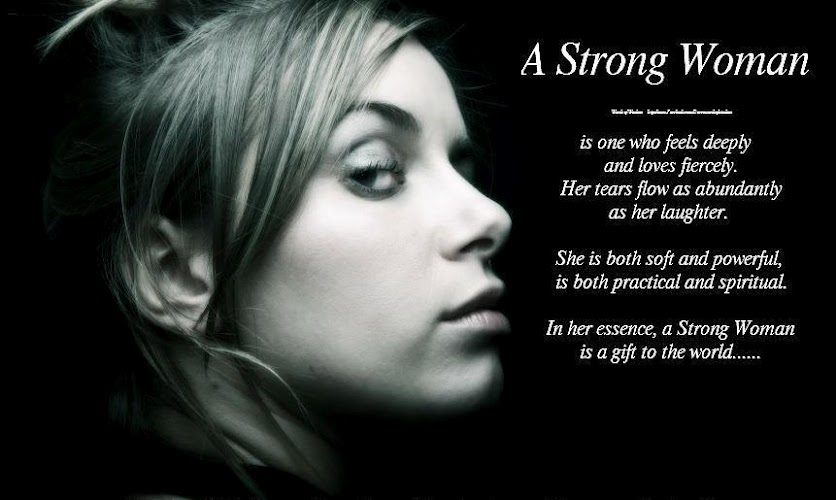 How To Be A Strong Woman Emotionally